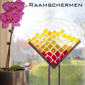 Raamschermen